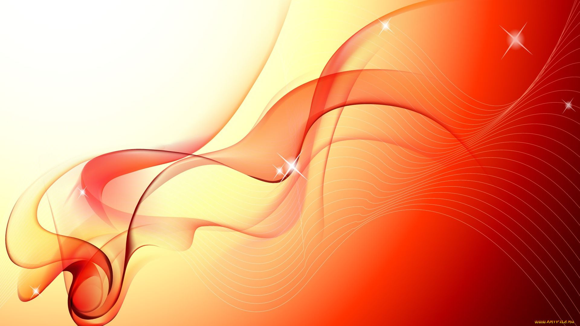 Orange And White download free wallpapers for pc in hd