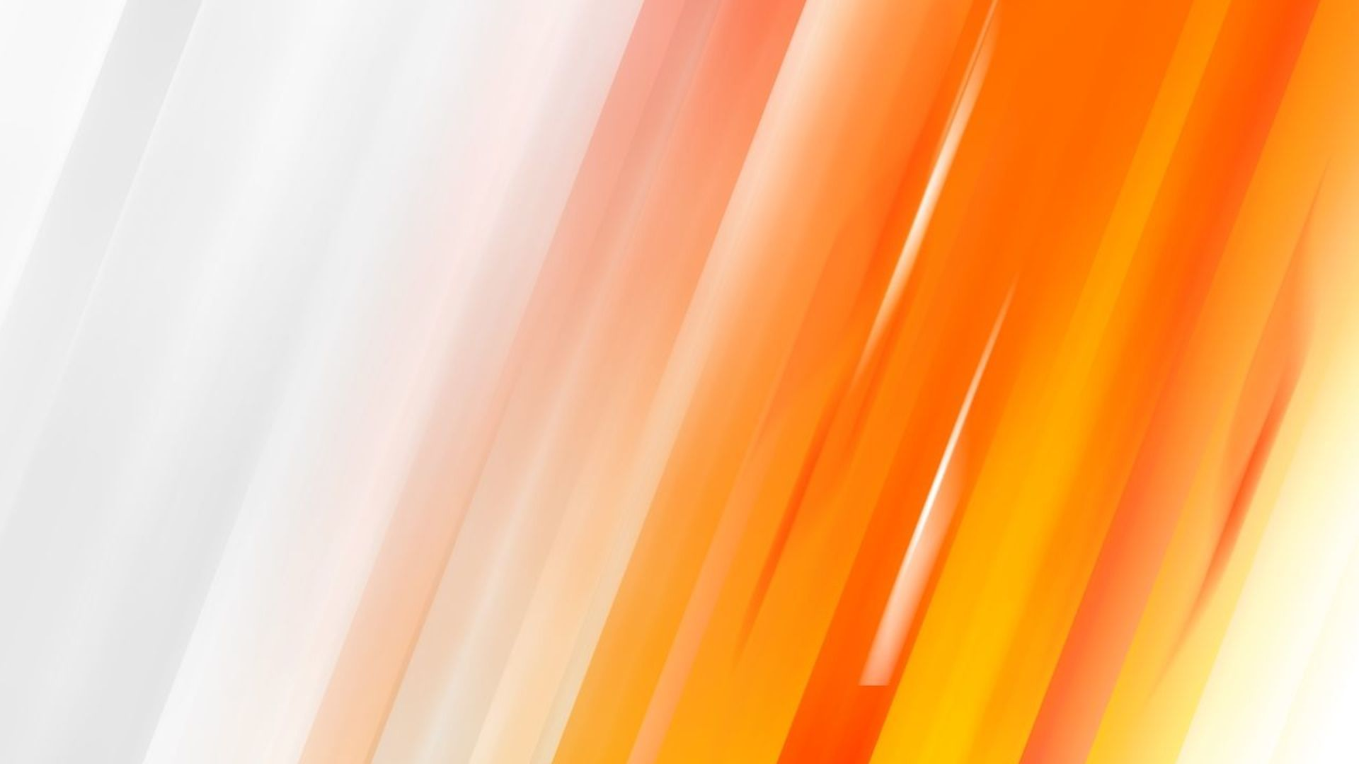 Orange And White wallpaper download