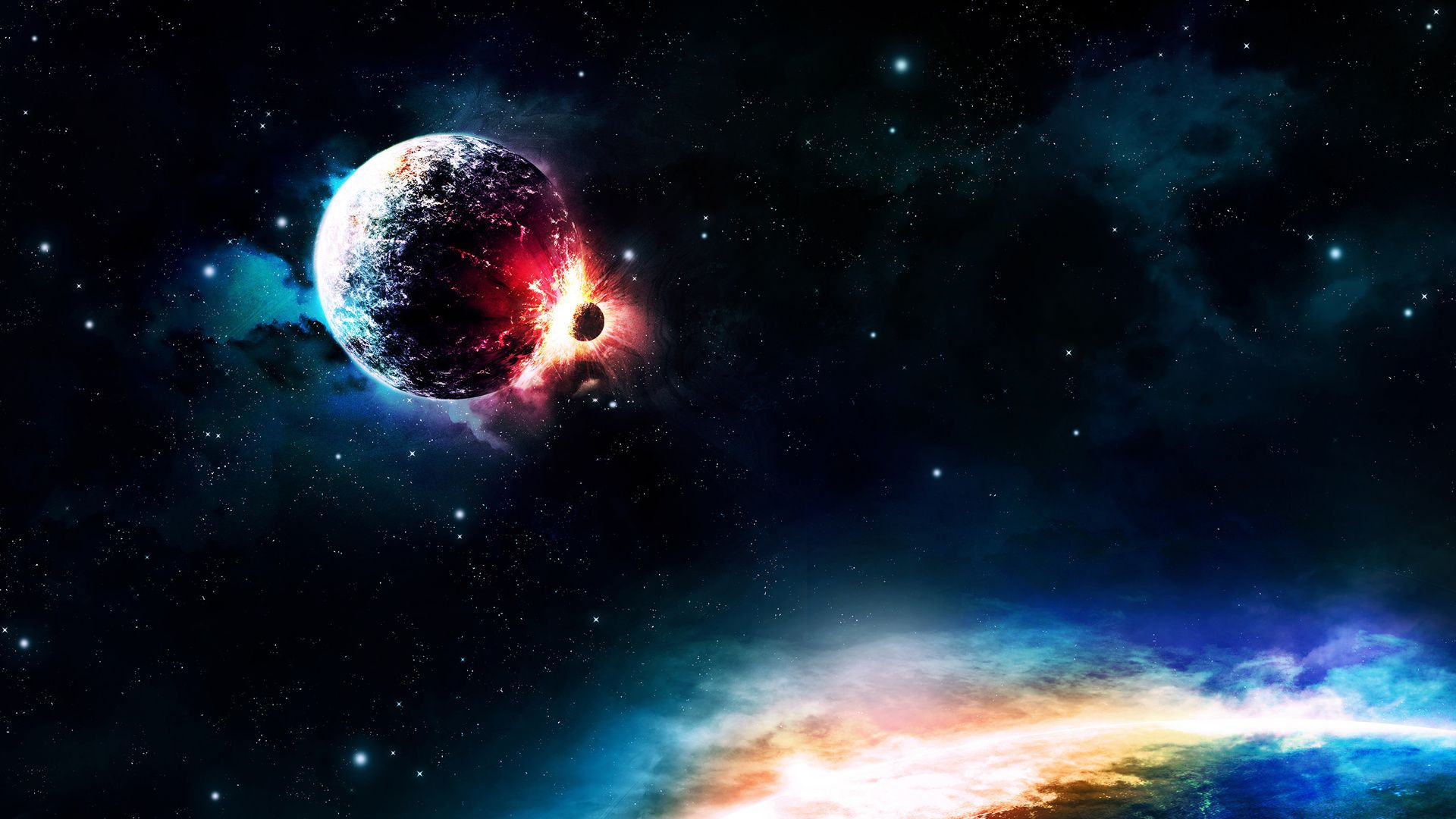 Outer Space PC Wallpaper