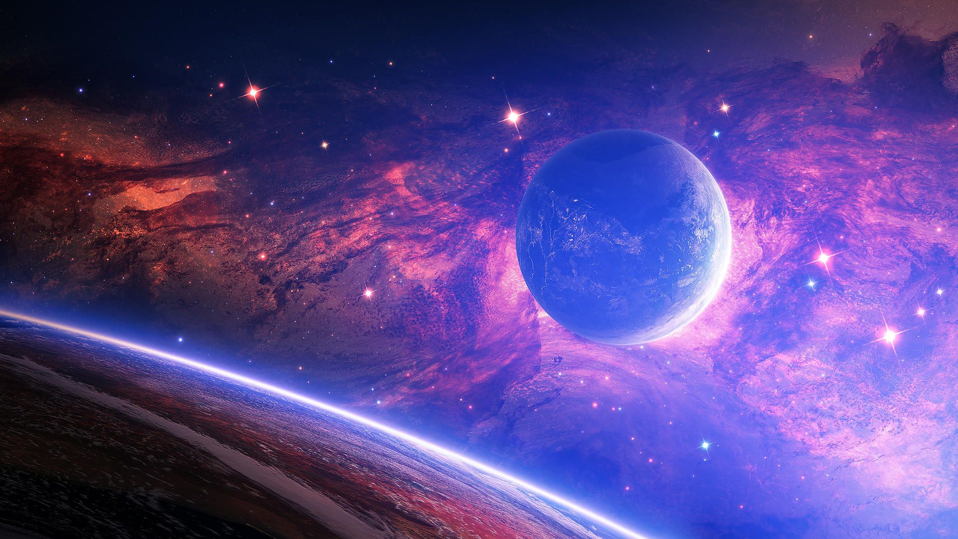 Outer Space new wallpaper