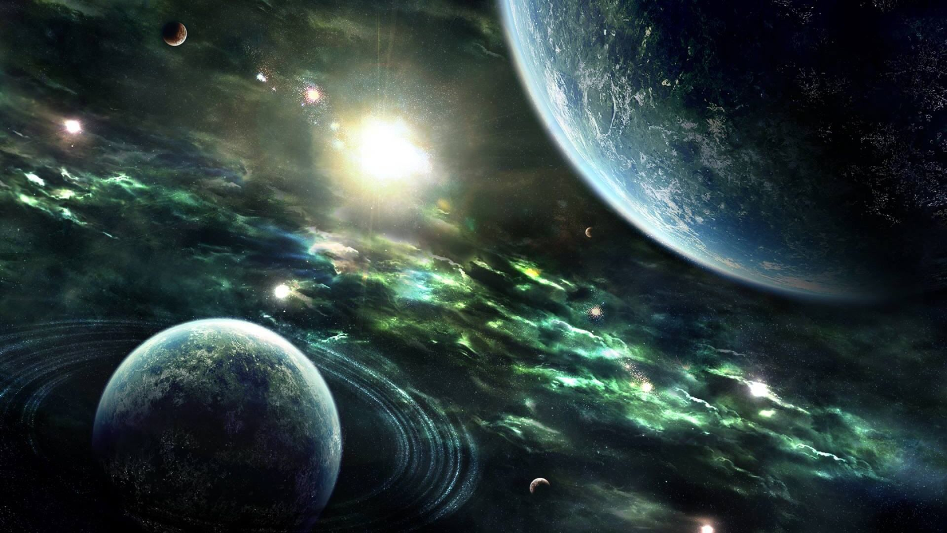 Outer Space Download Wallpaper
