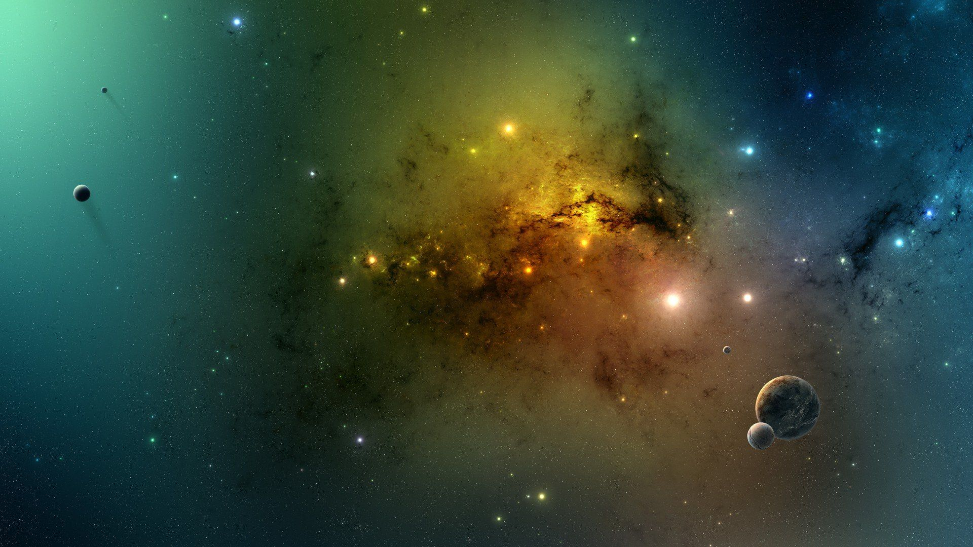 Outer Space desktop wallpaper download