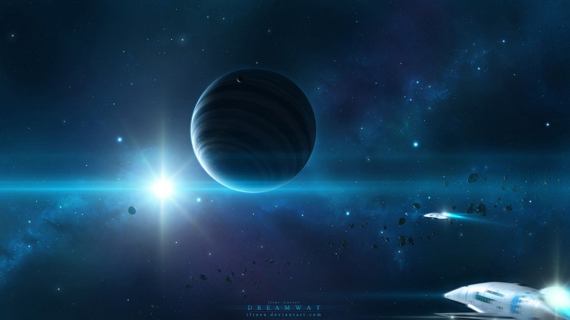 Outer Space wallpaper photo full hd