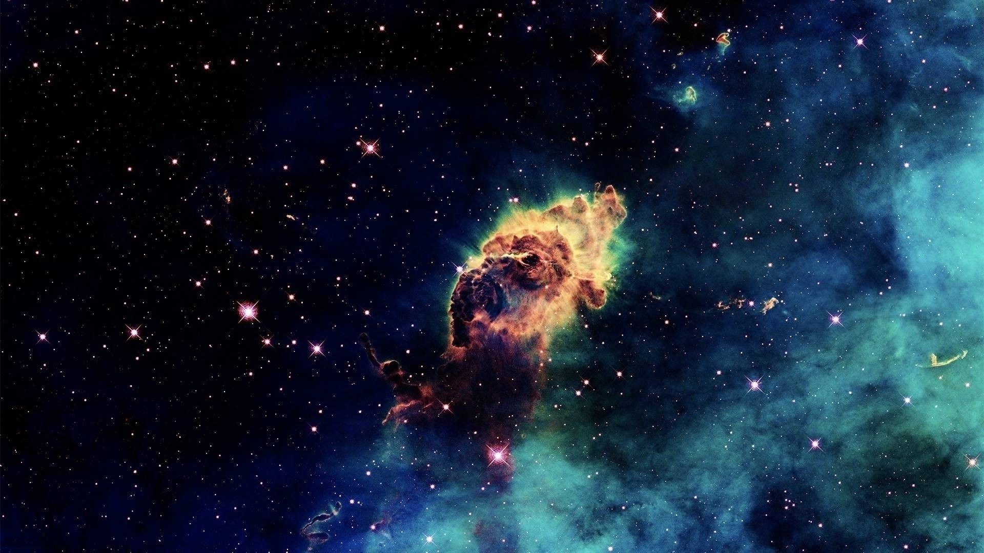 Outer Space Cool HD Wallpaper