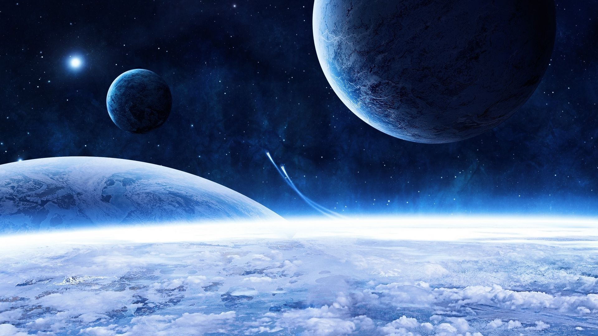 Outer Space wallpaper photo