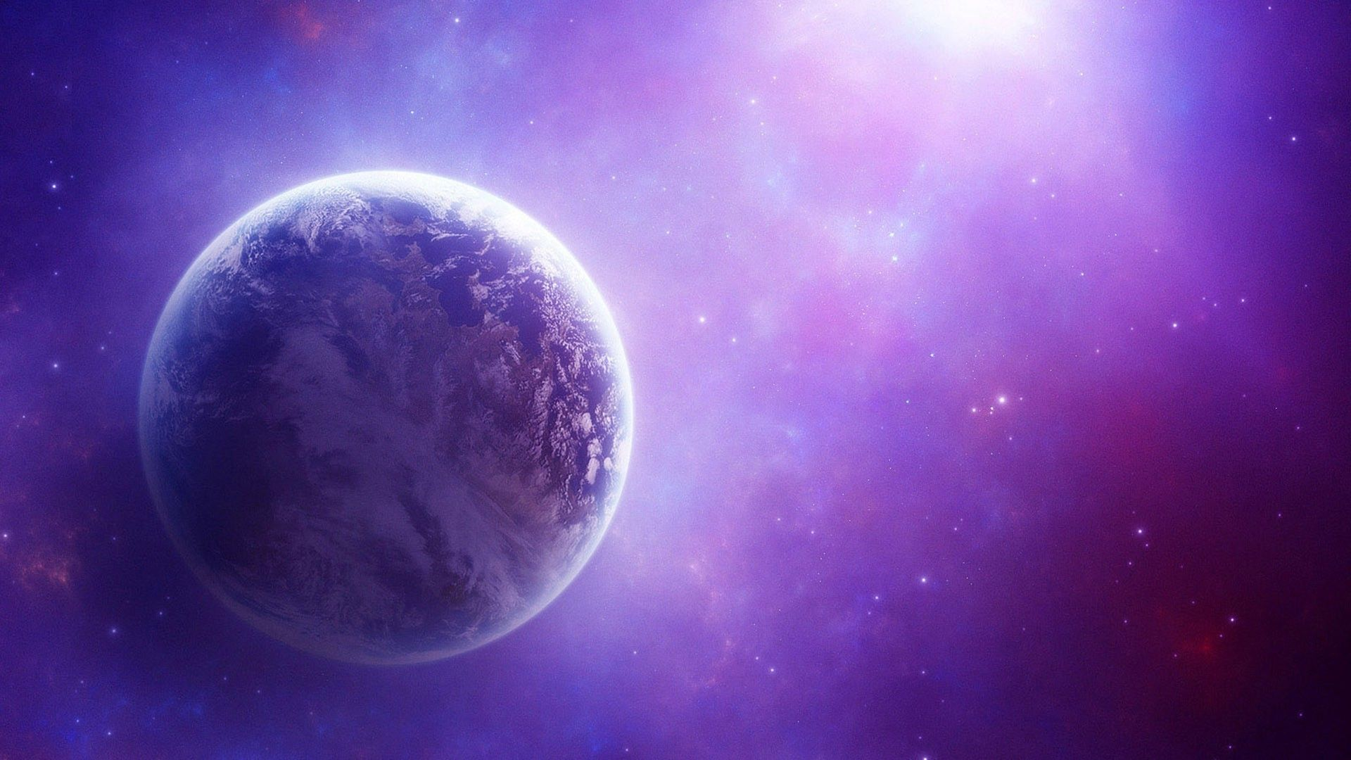 Planet Wallpaper and Background
