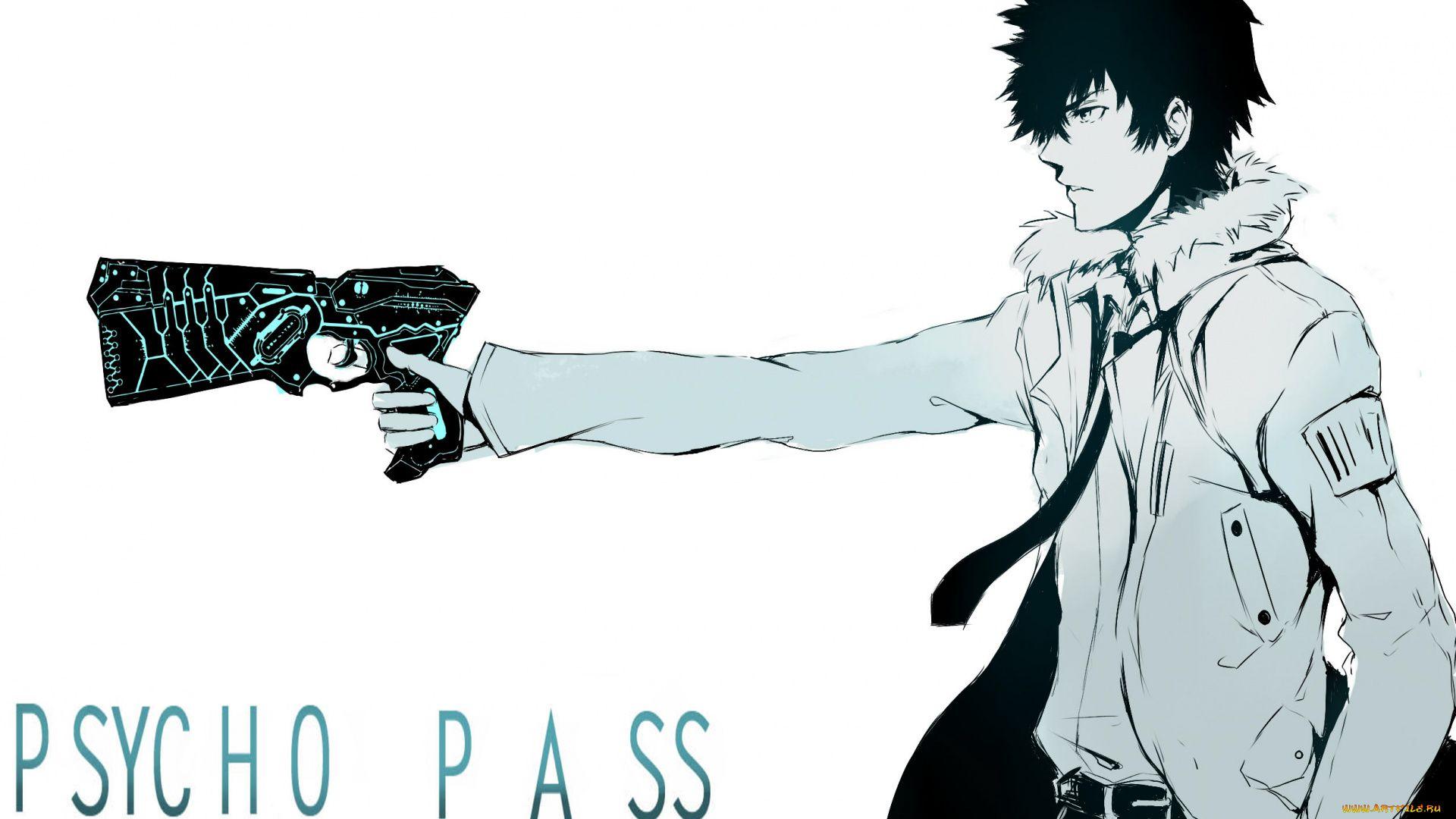 Psycho Pass computer wallpaper