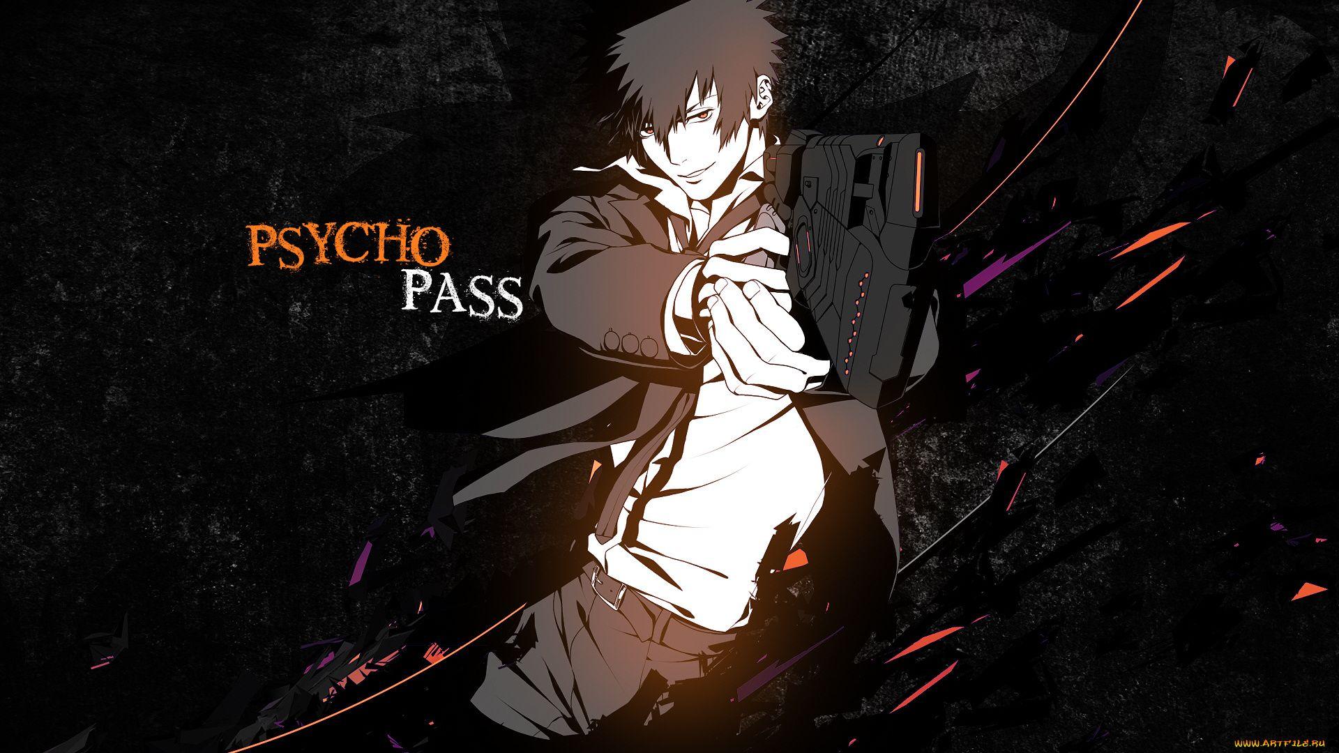 Psycho Pass download wallpaper image