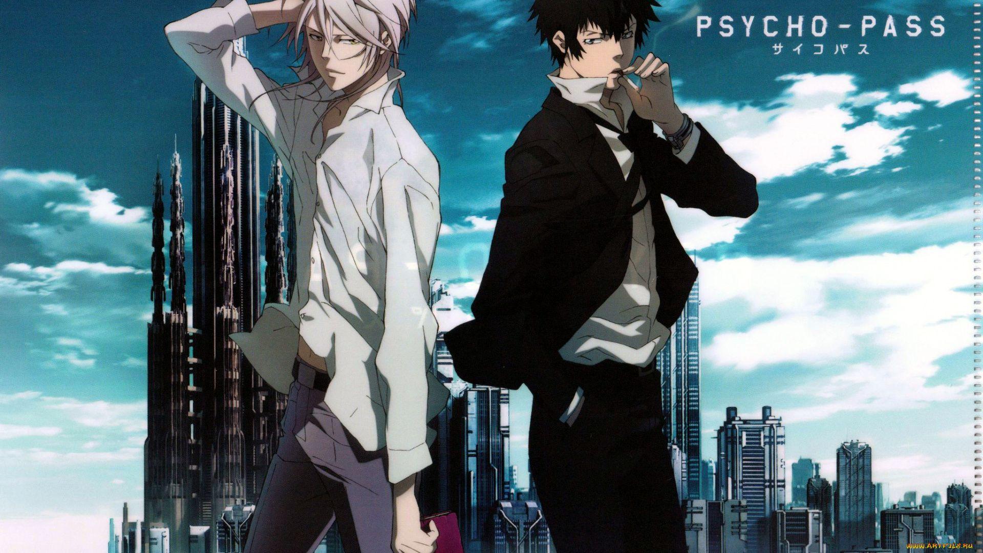 Psycho Pass beautiful wallpaper