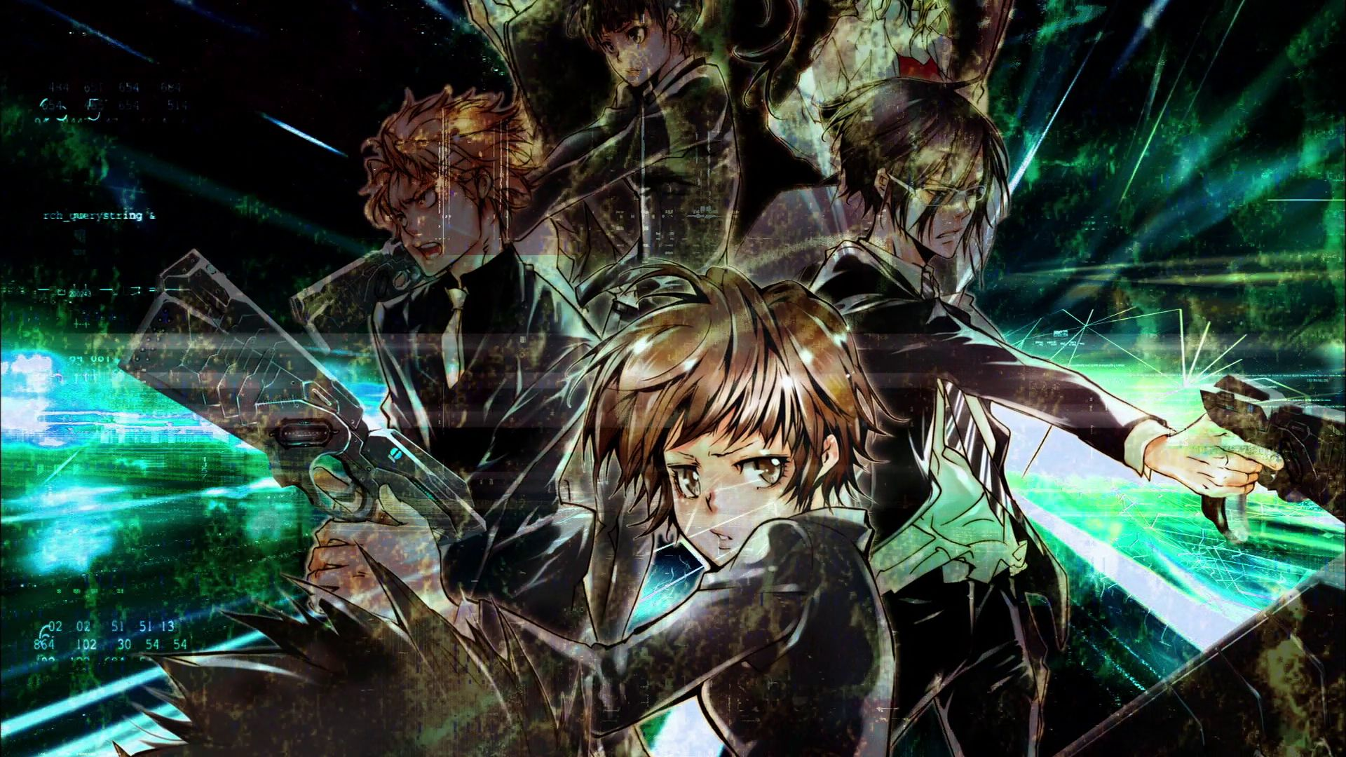 Psycho Pass wallpaper image