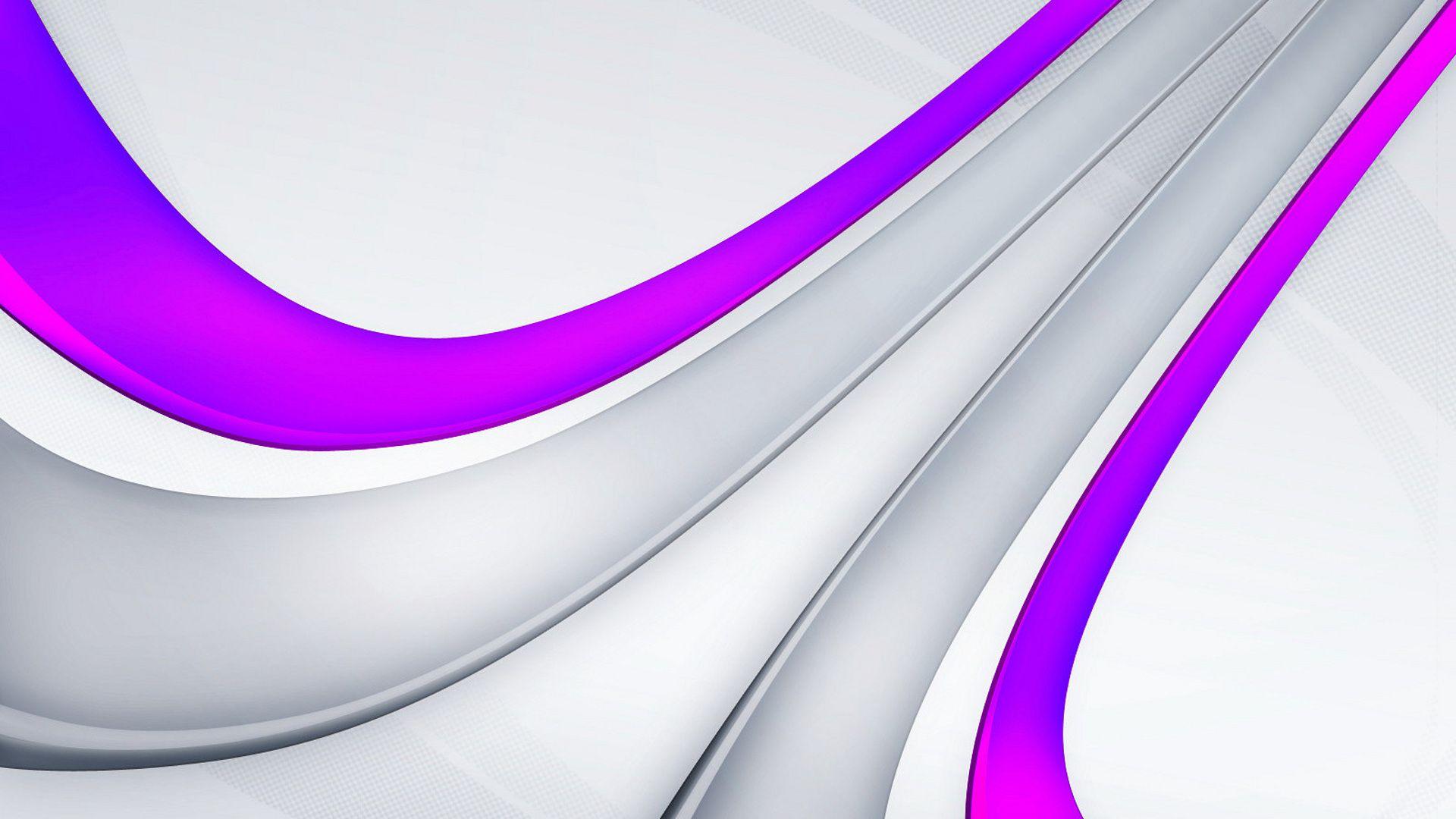 Purple And White computer Wallpaper