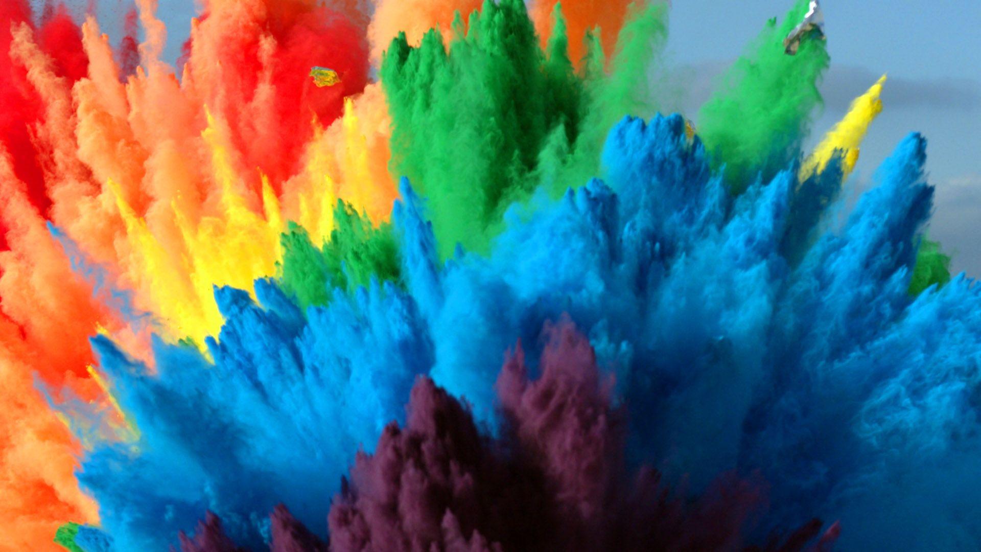 Rainbow 1080p Wallpaper