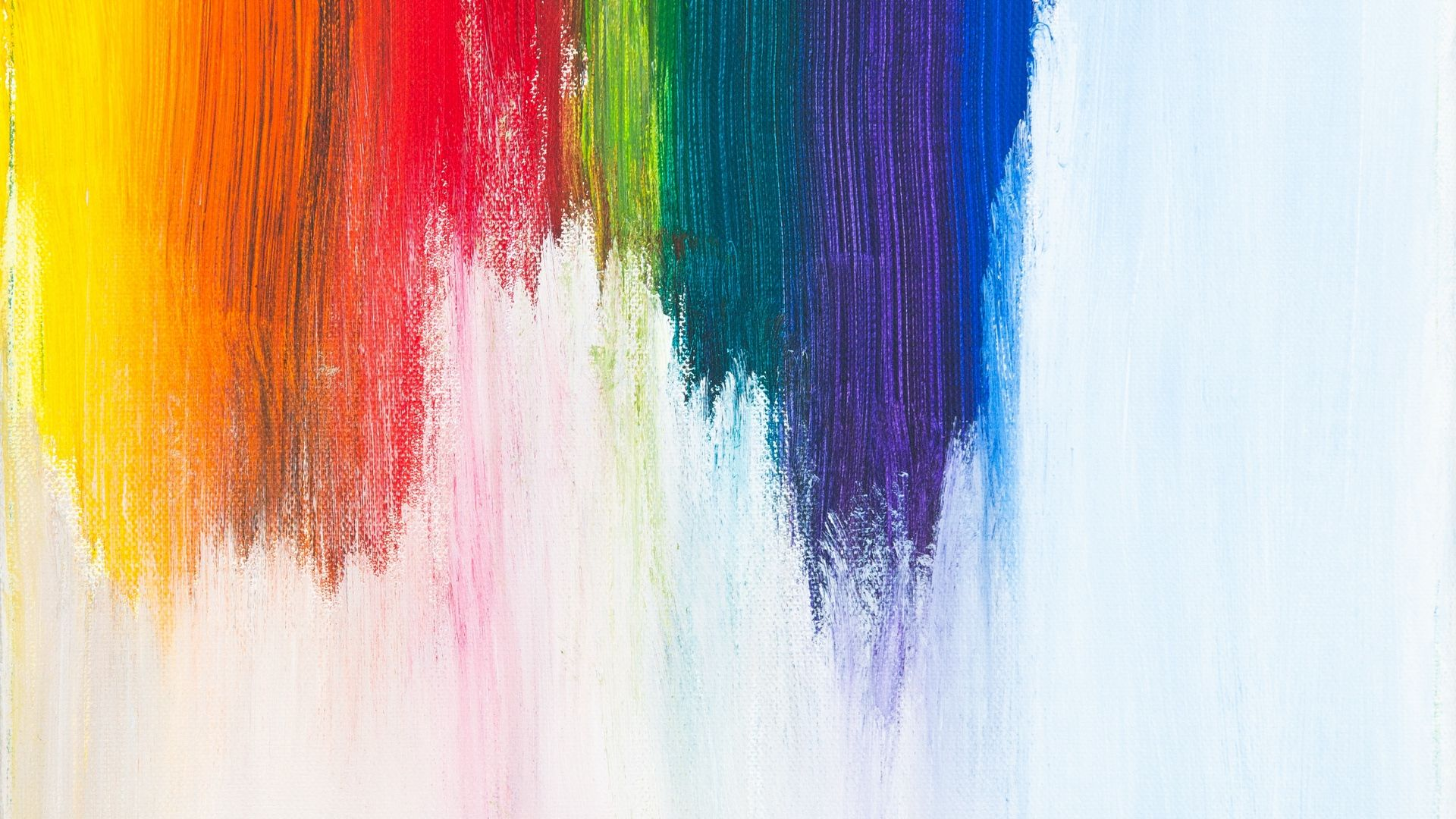 Rainbow full hd wallpaper