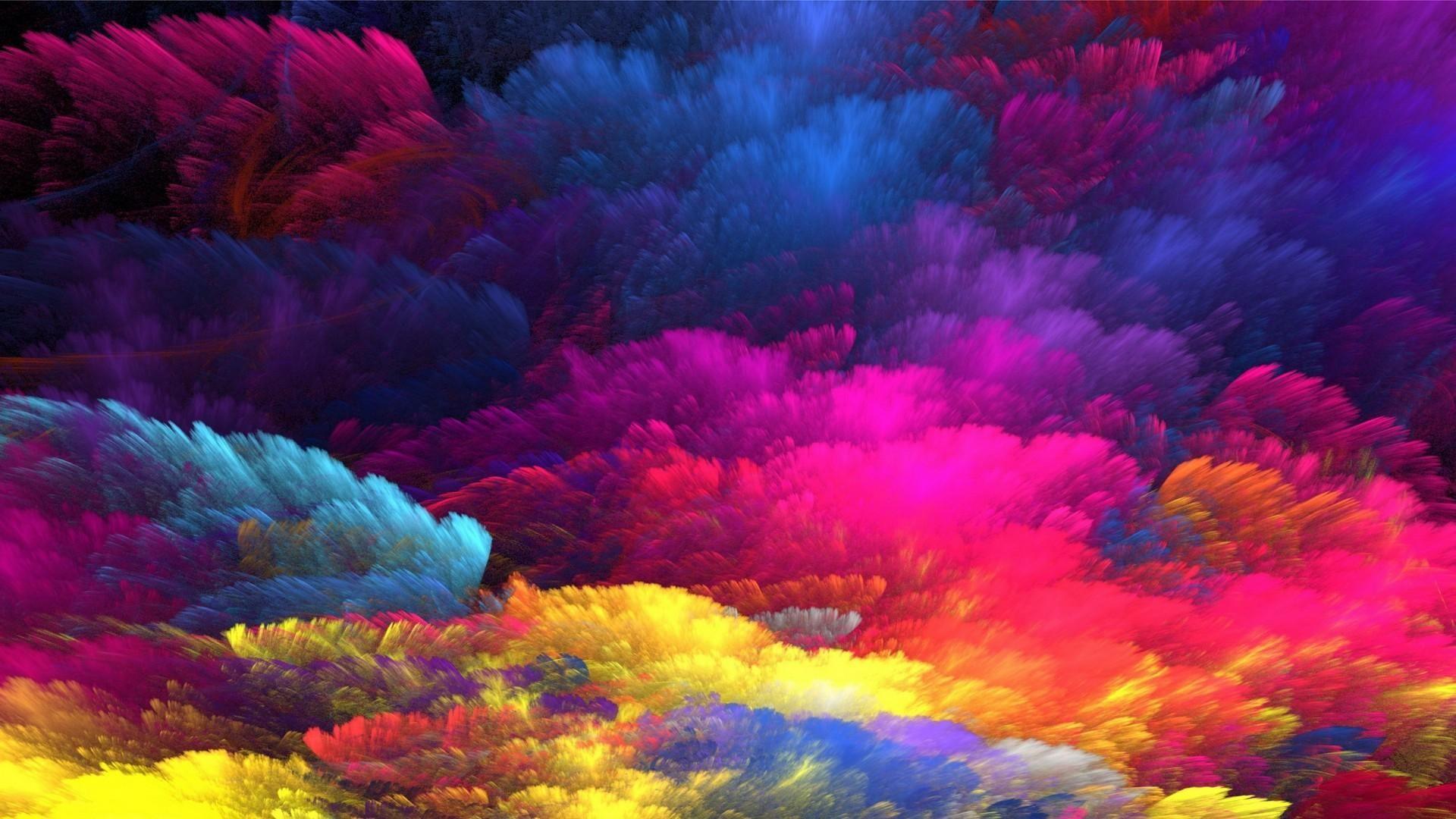 Rainbow Wallpaper Theme