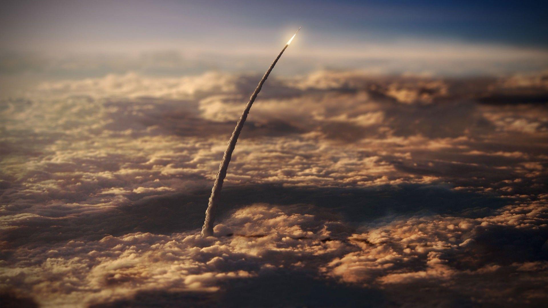 Rocket Free Download Wallpaper