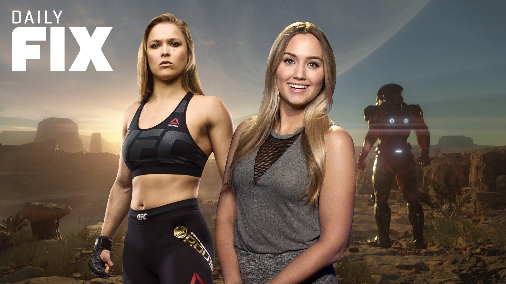 Ronda Rousey new wallpaper