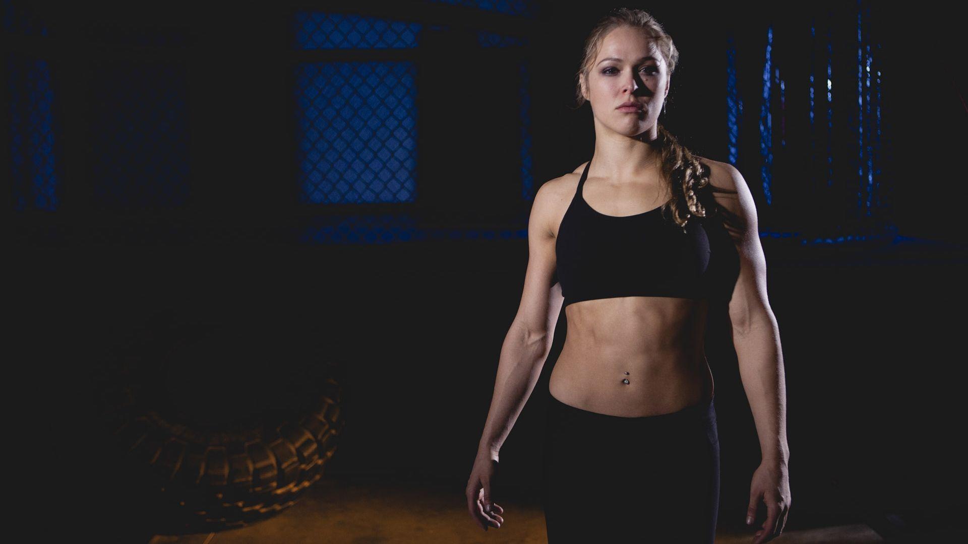 Ronda Rousey Download Wallpaper