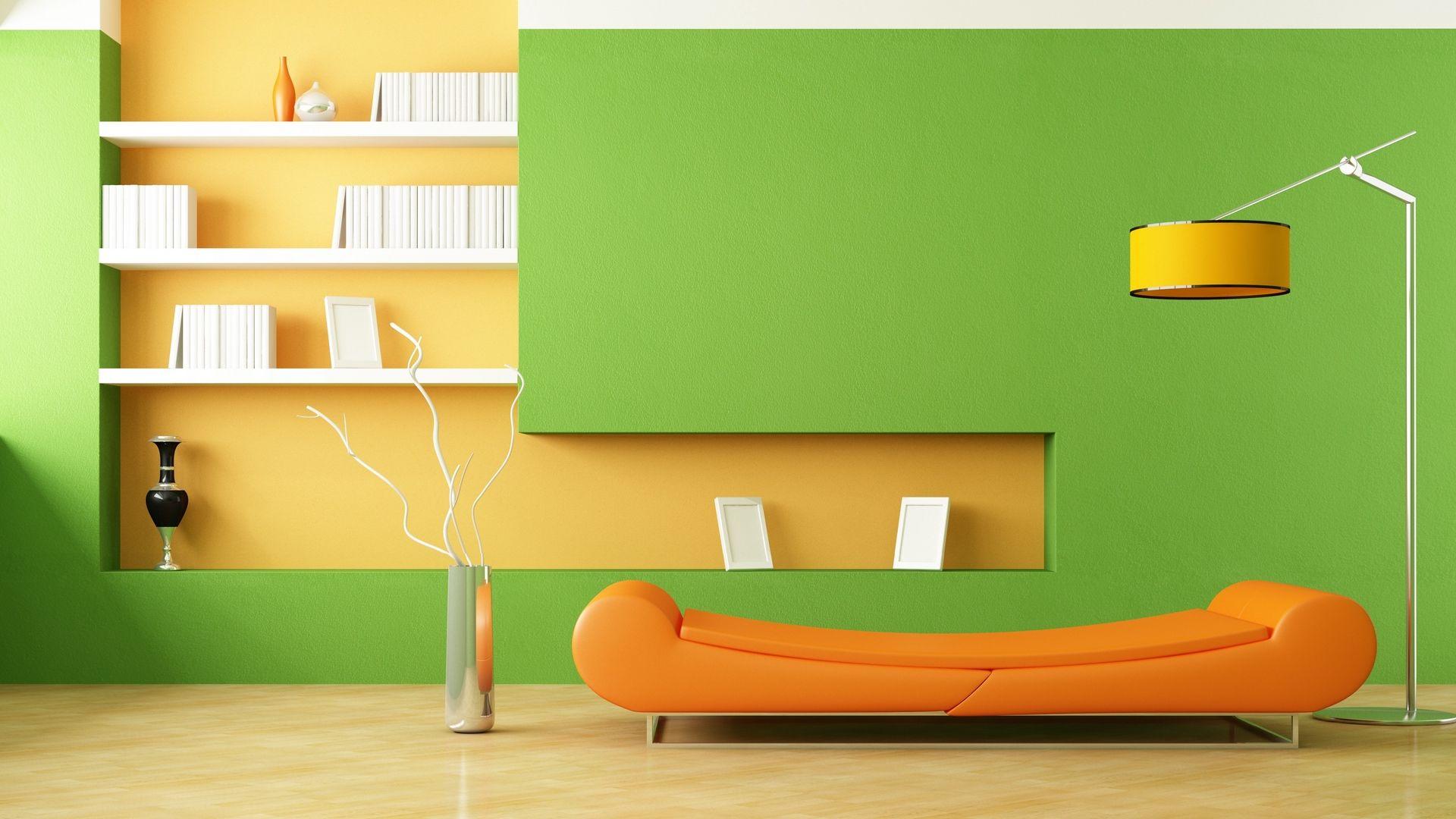 Salon Backdrop Wallpaper Theme
