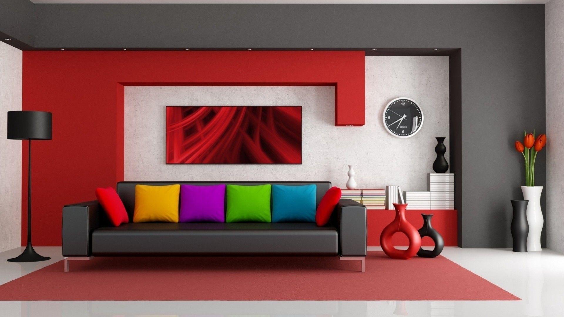 Salon Backdrop 1080p Wallpaper