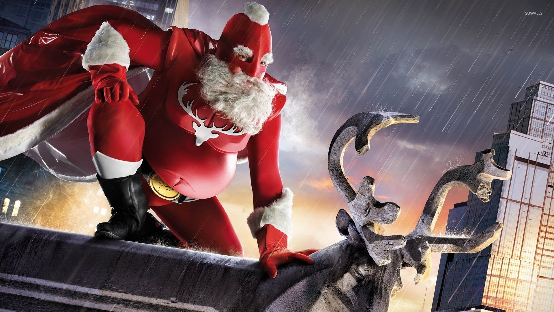 Santa Claus hd wallpaper 1080