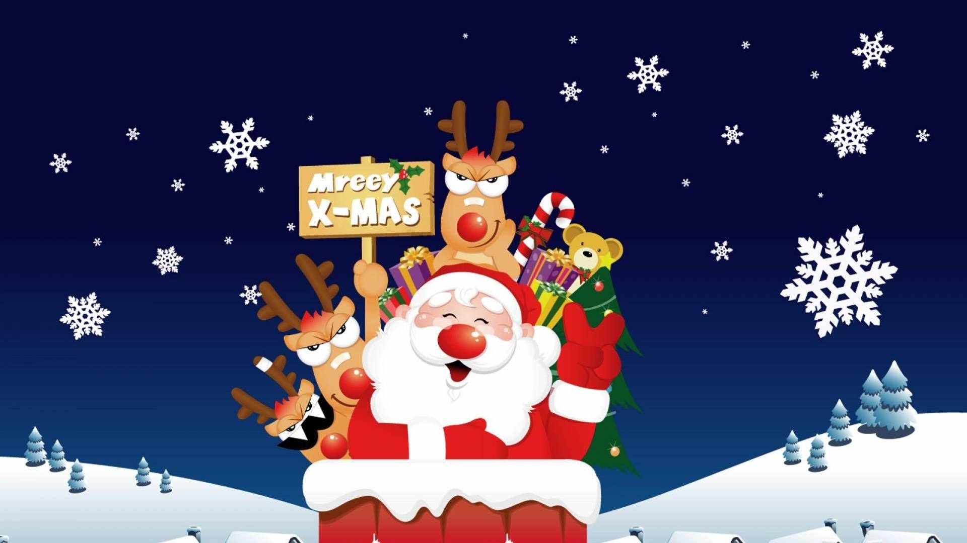 Santa Claus High Definition