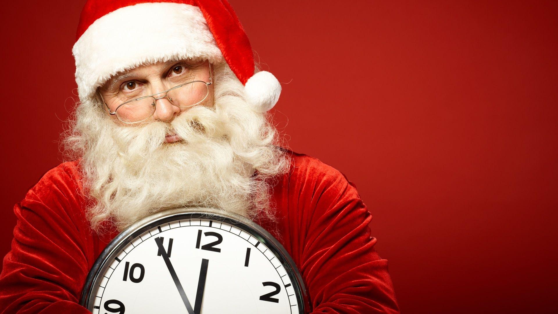 Santa Claus Wallpaper Theme