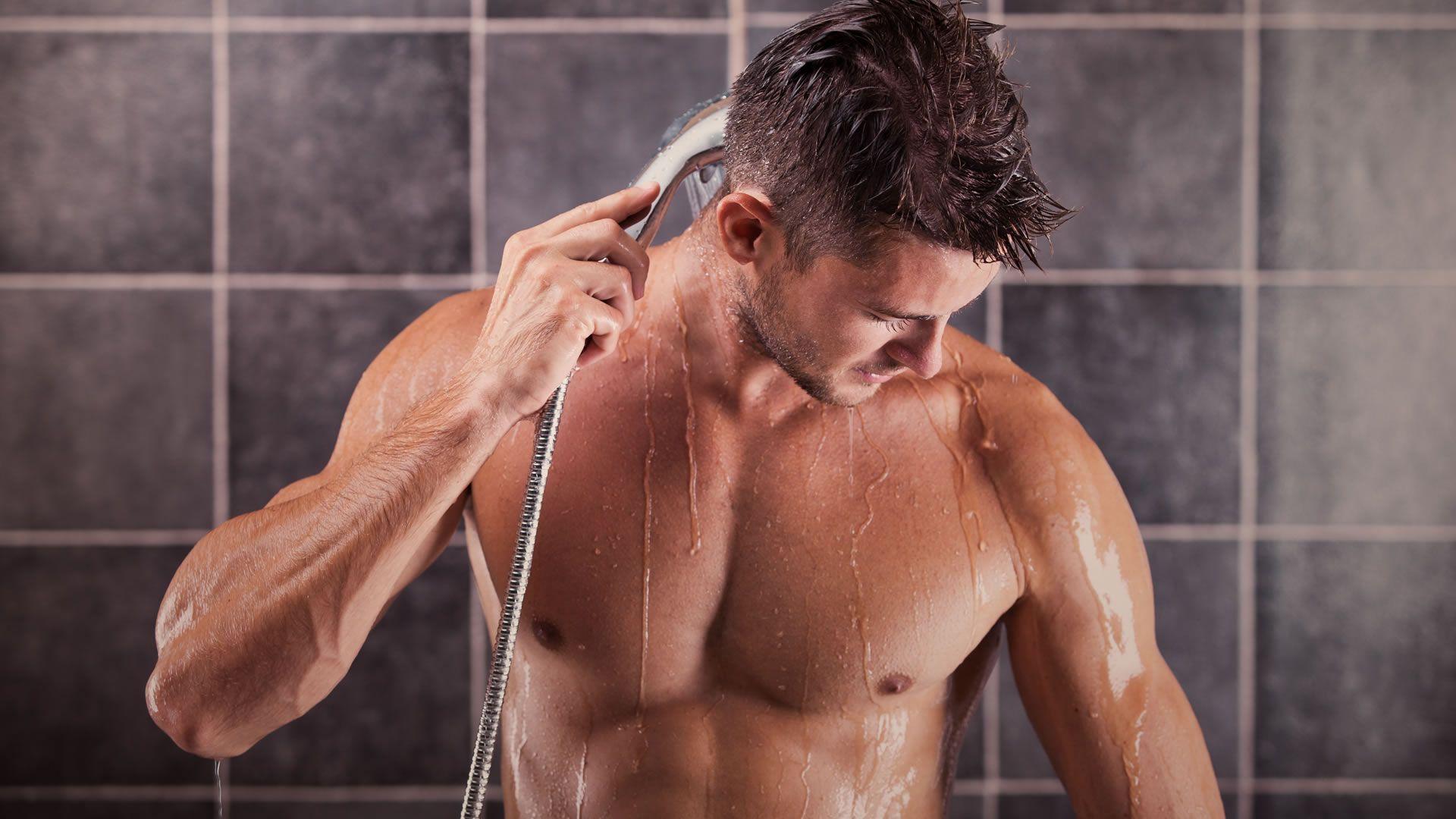 Shower Desktop Wallpaper