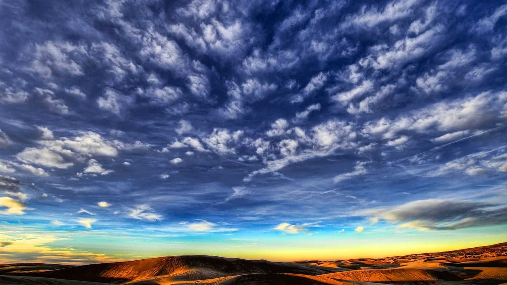 Sky full hd 1080p wallpaper