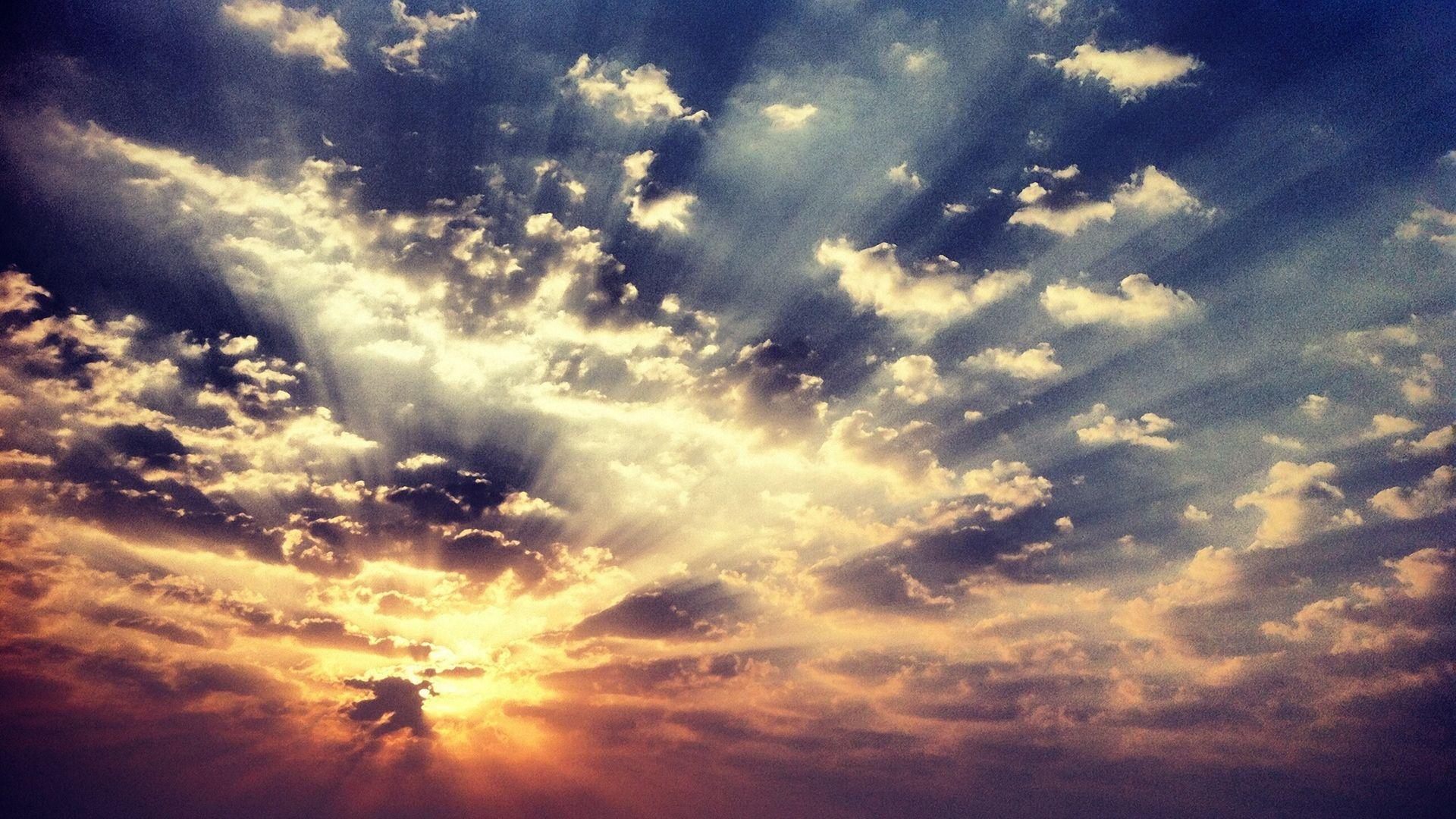 Sky a wallpaper