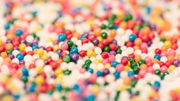 Sprinkles Background