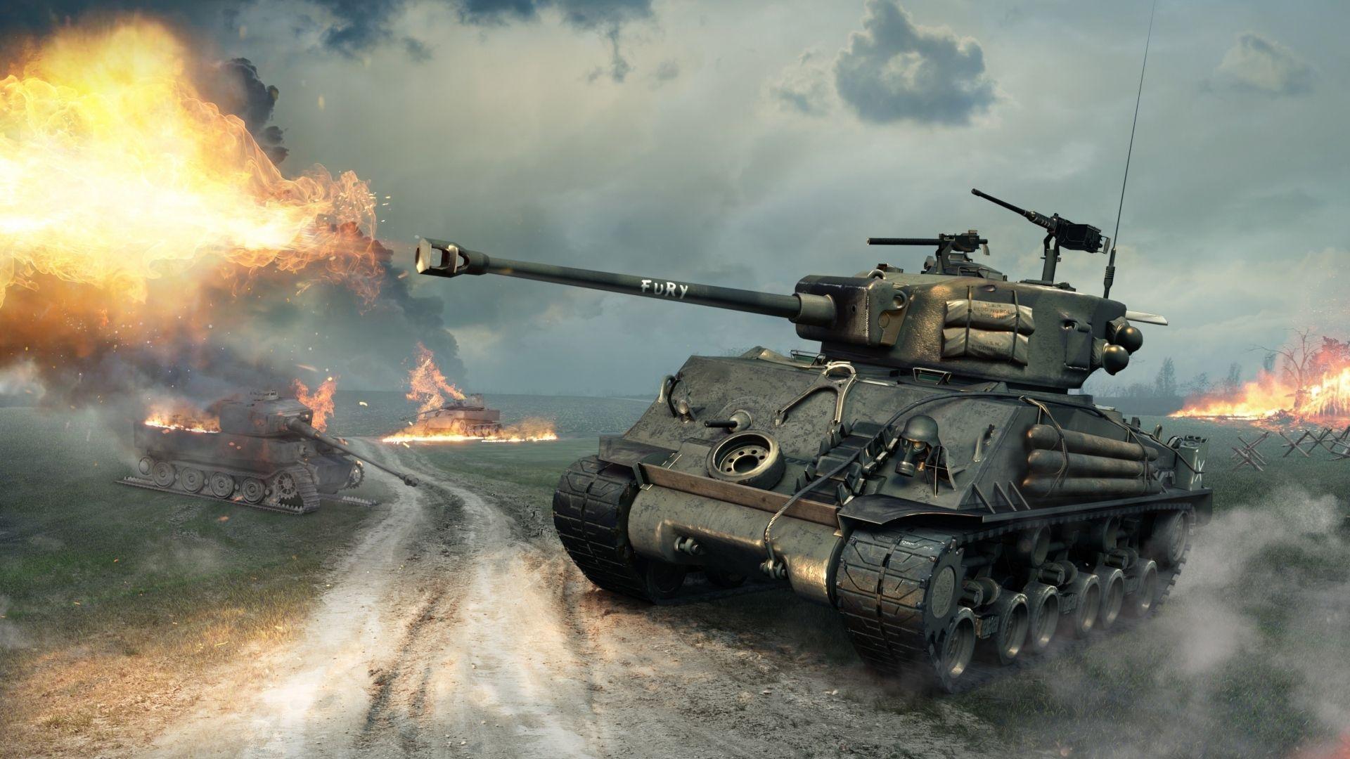 Tank Wallpaper Image