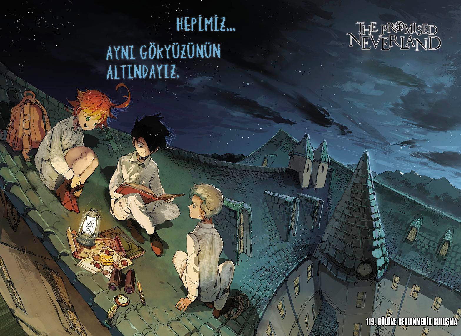 The Promised Neverland Wallpaper and Background