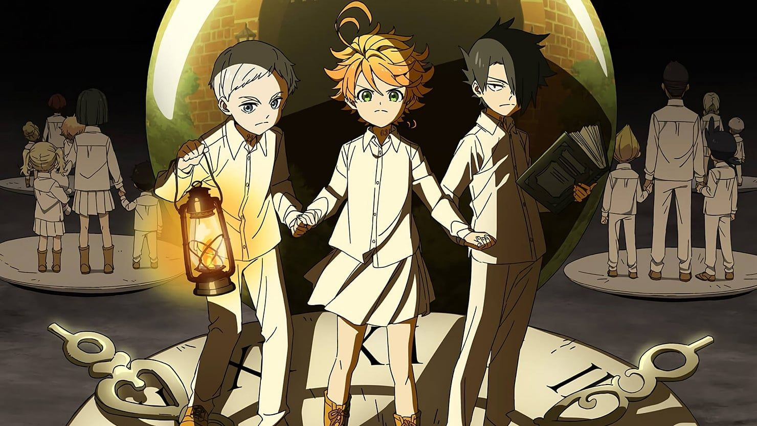 The Promised Neverland download free wallpaper image search