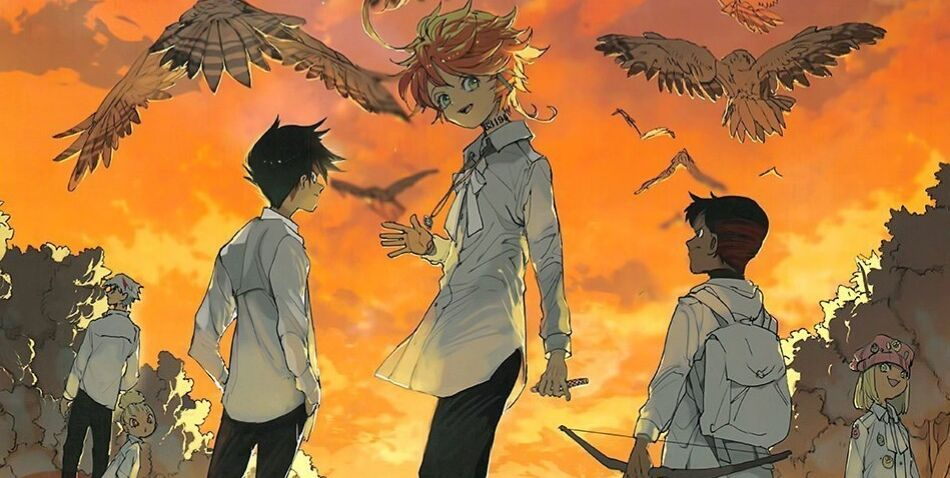 The Promised Neverland wallpaper and themes