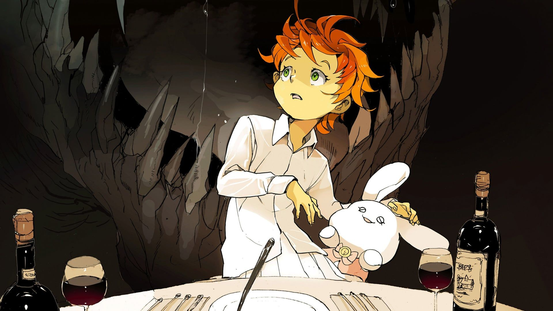 The Promised Neverland pc wallpaper