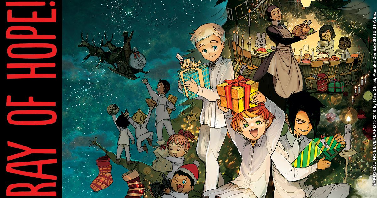 The Promised Neverland hd wallpaper 1080p for pc