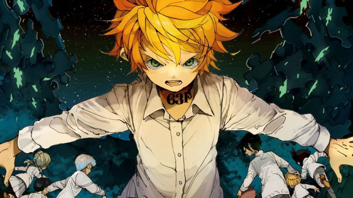 The Promised Neverland download wallpaper image
