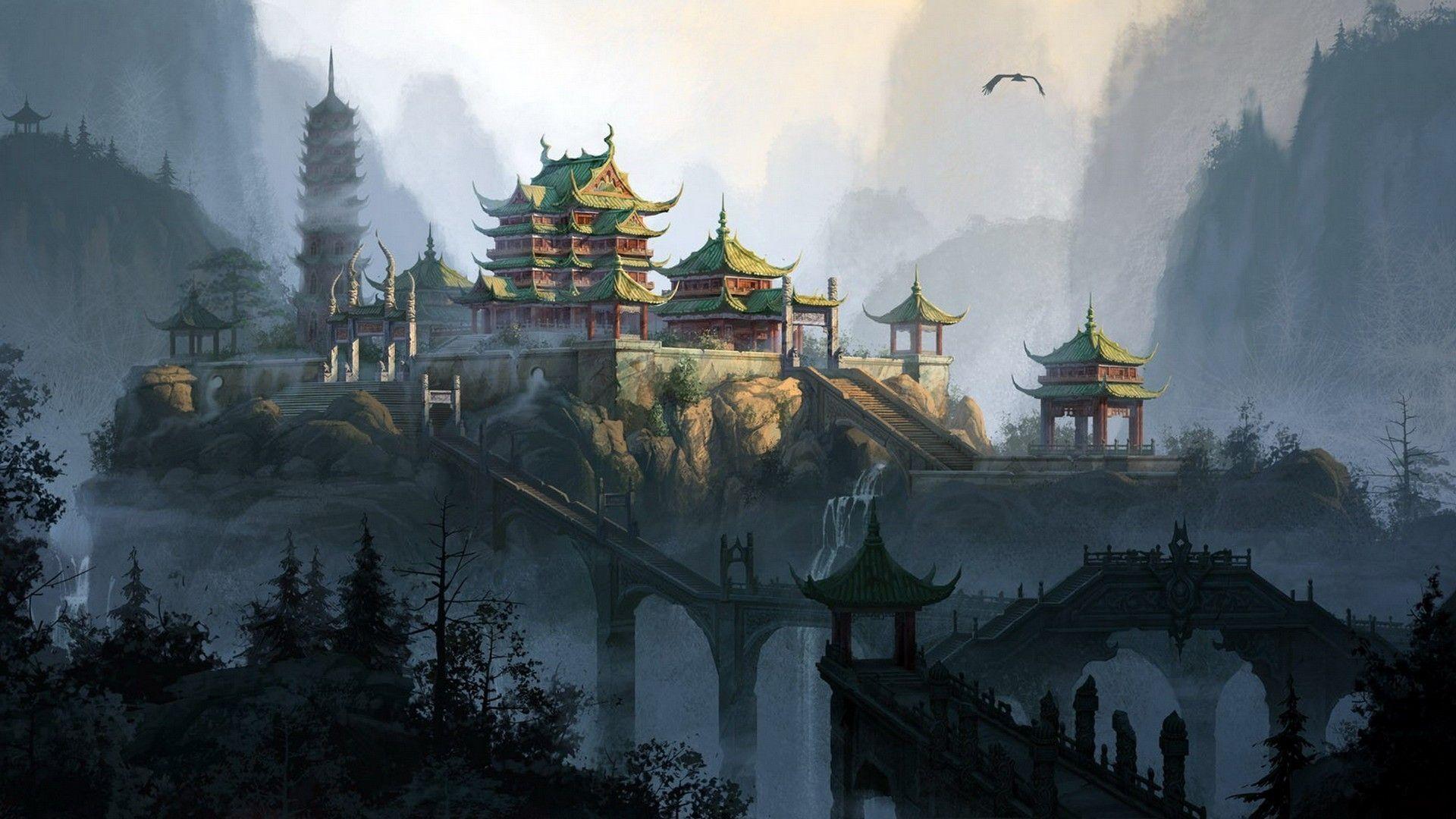Tibet Cool HD Wallpaper