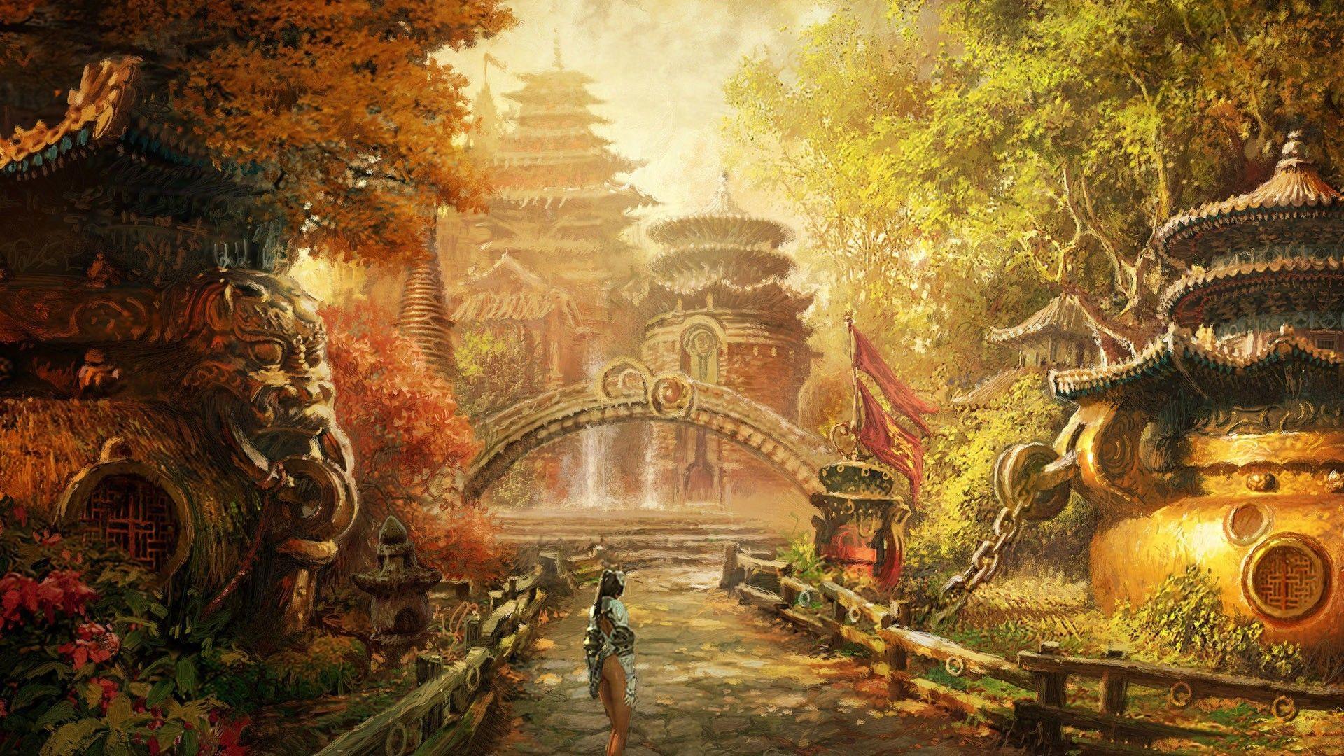 Tibet screen wallpaper