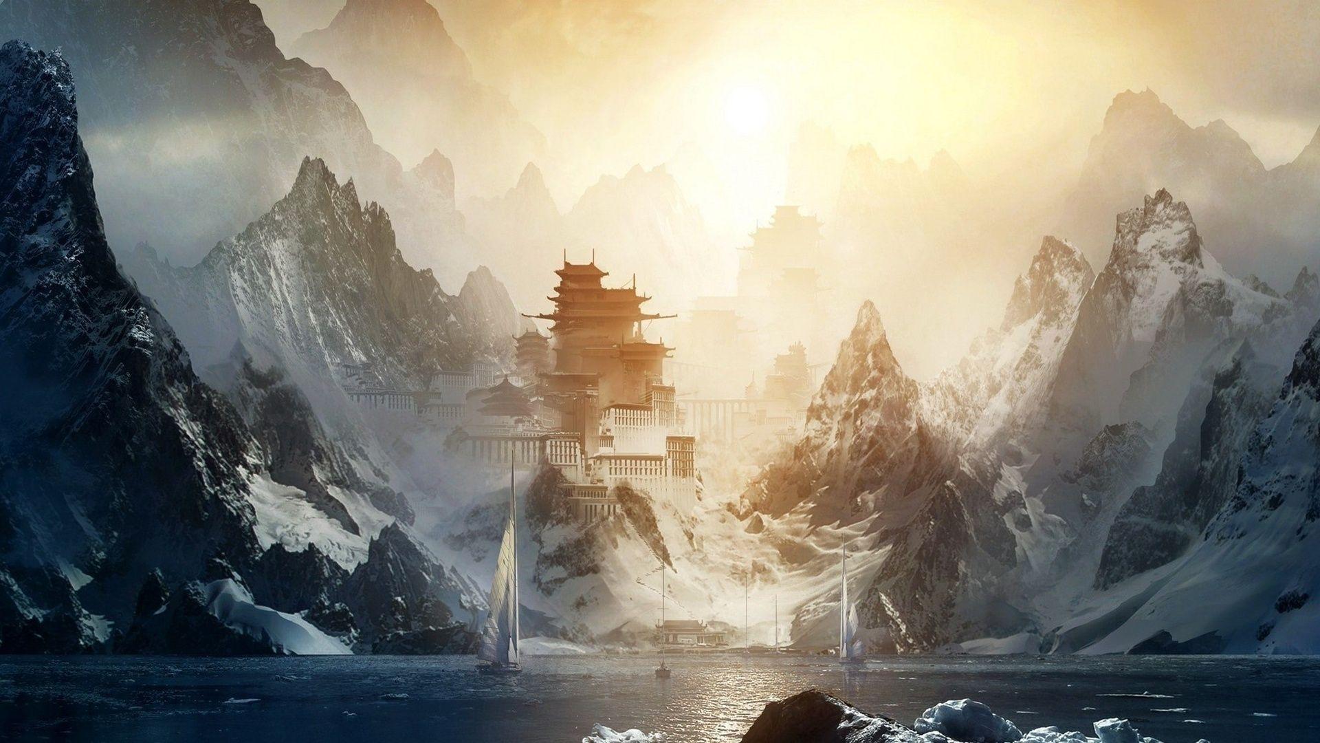 Tibet pc wallpaper
