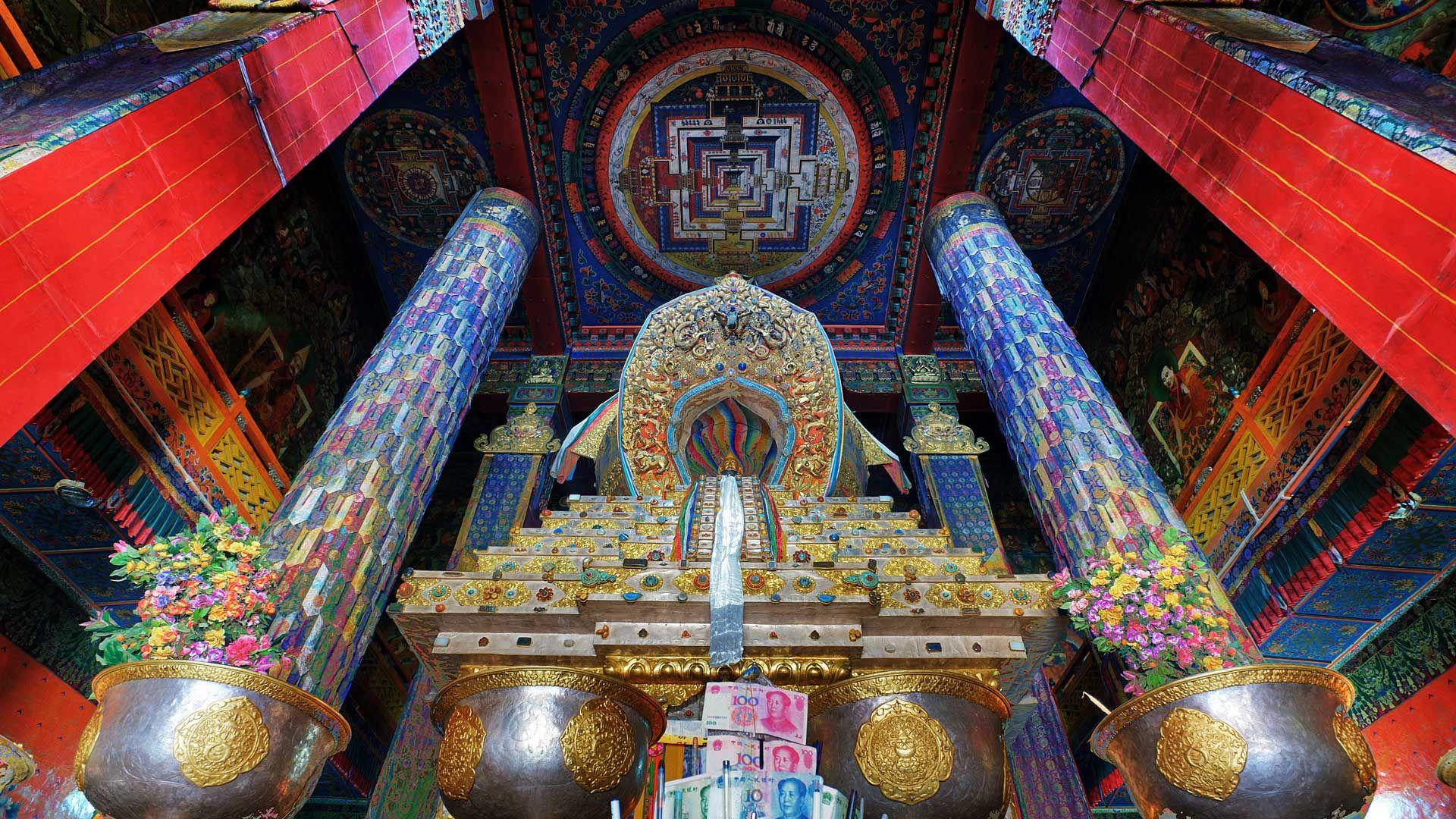 Tibet free download wallpaper