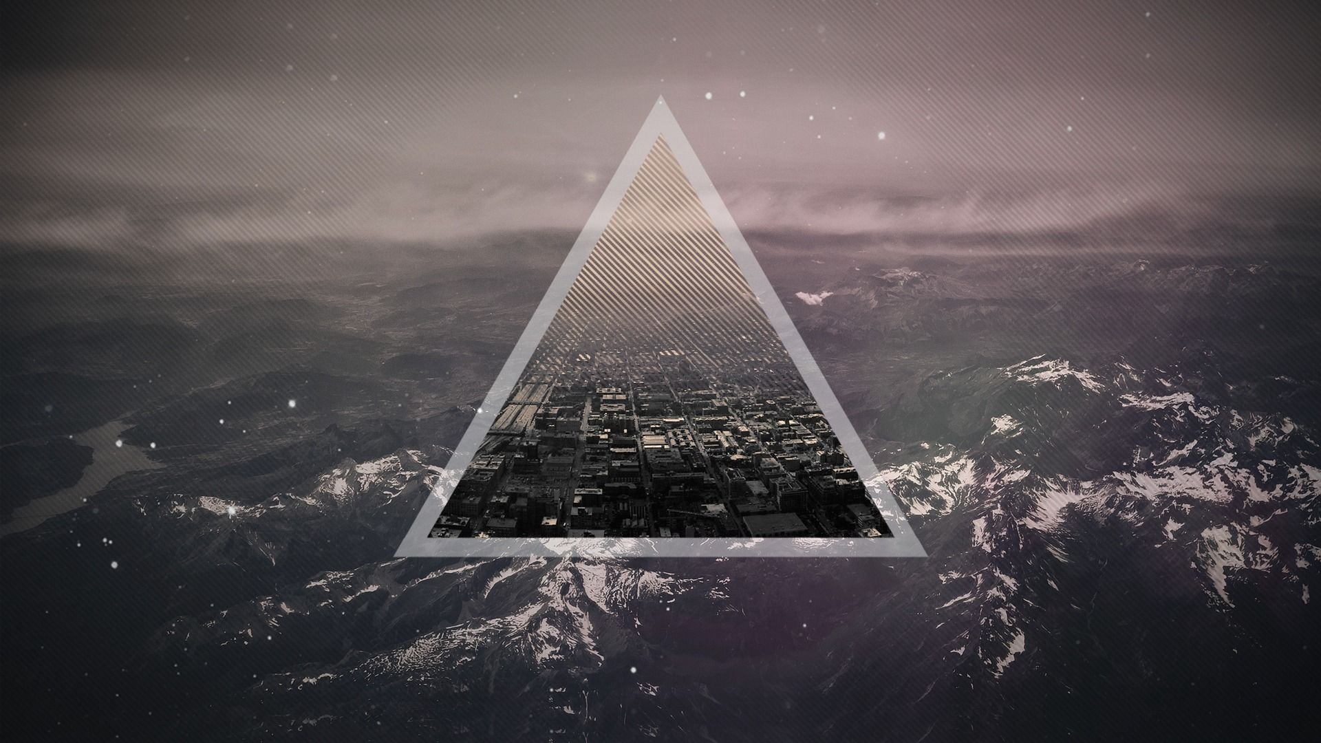 Triangle Download Wallpaper