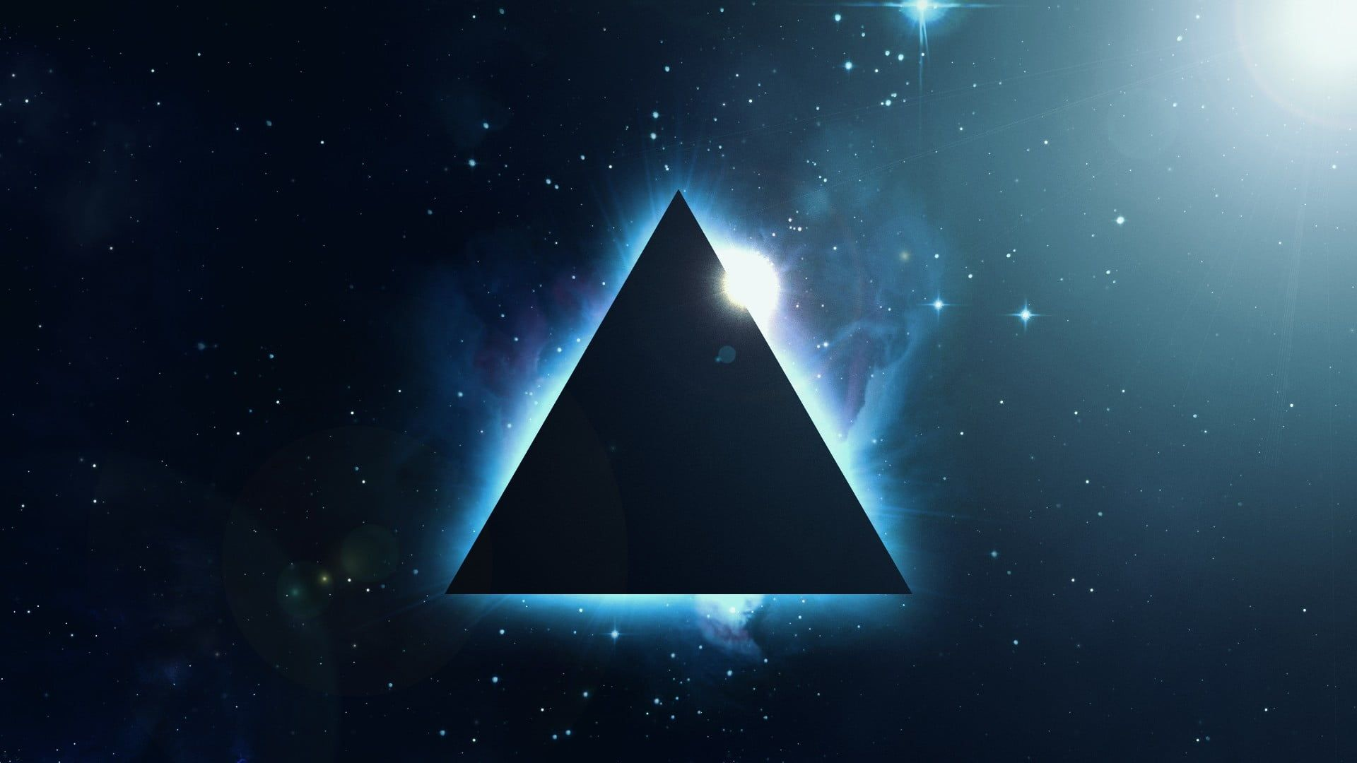 Triangle full hd 1080p wallpaper