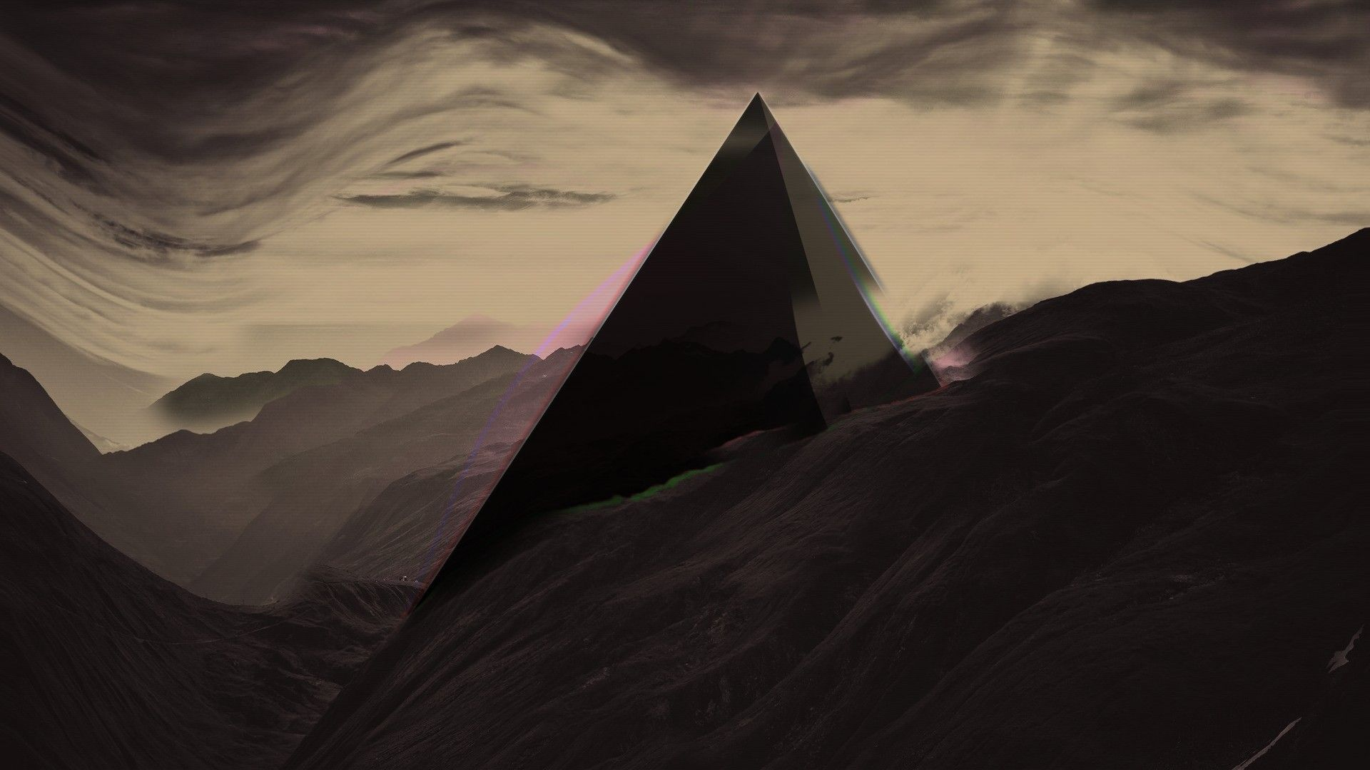 Triangle hd wallpaper for laptop