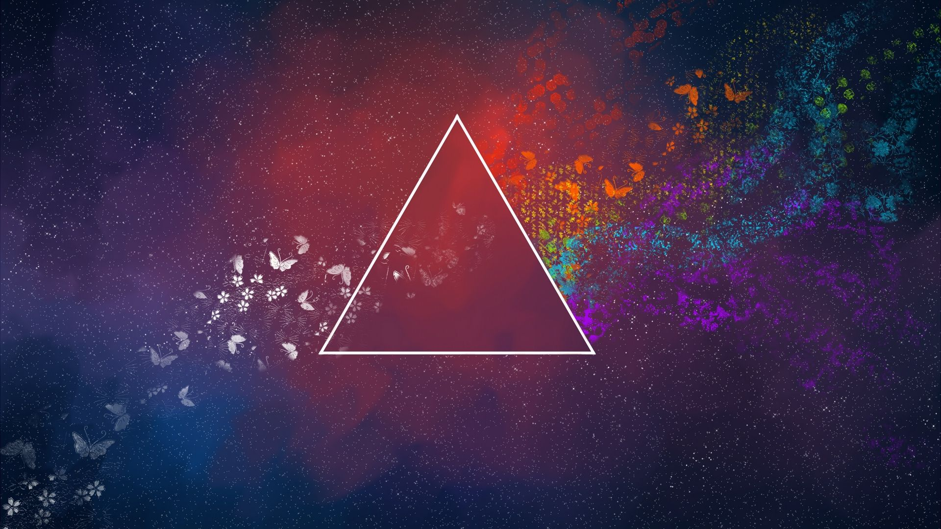 Triangle Free Download Wallpaper