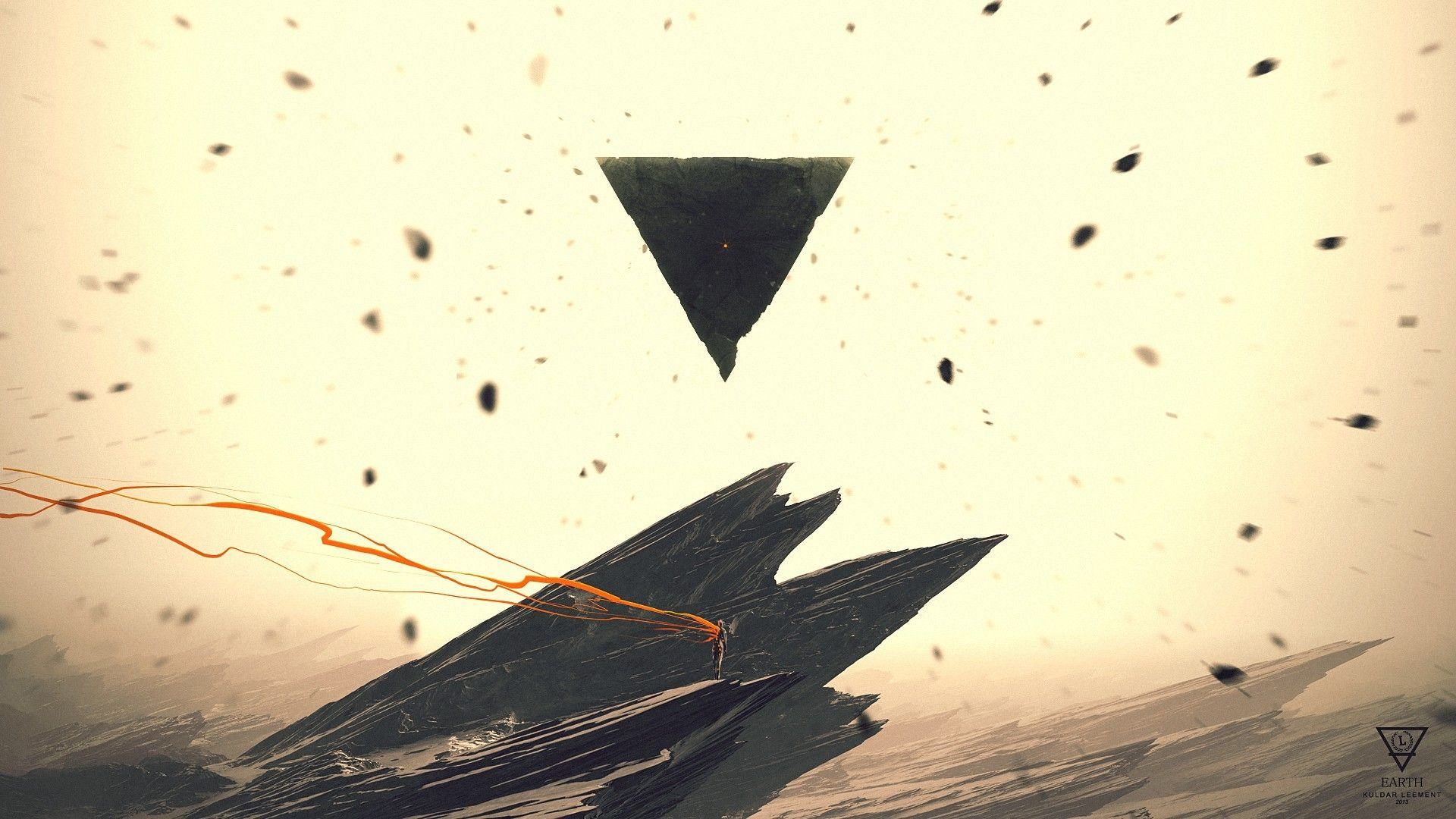 Triangle Cool Wallpaper