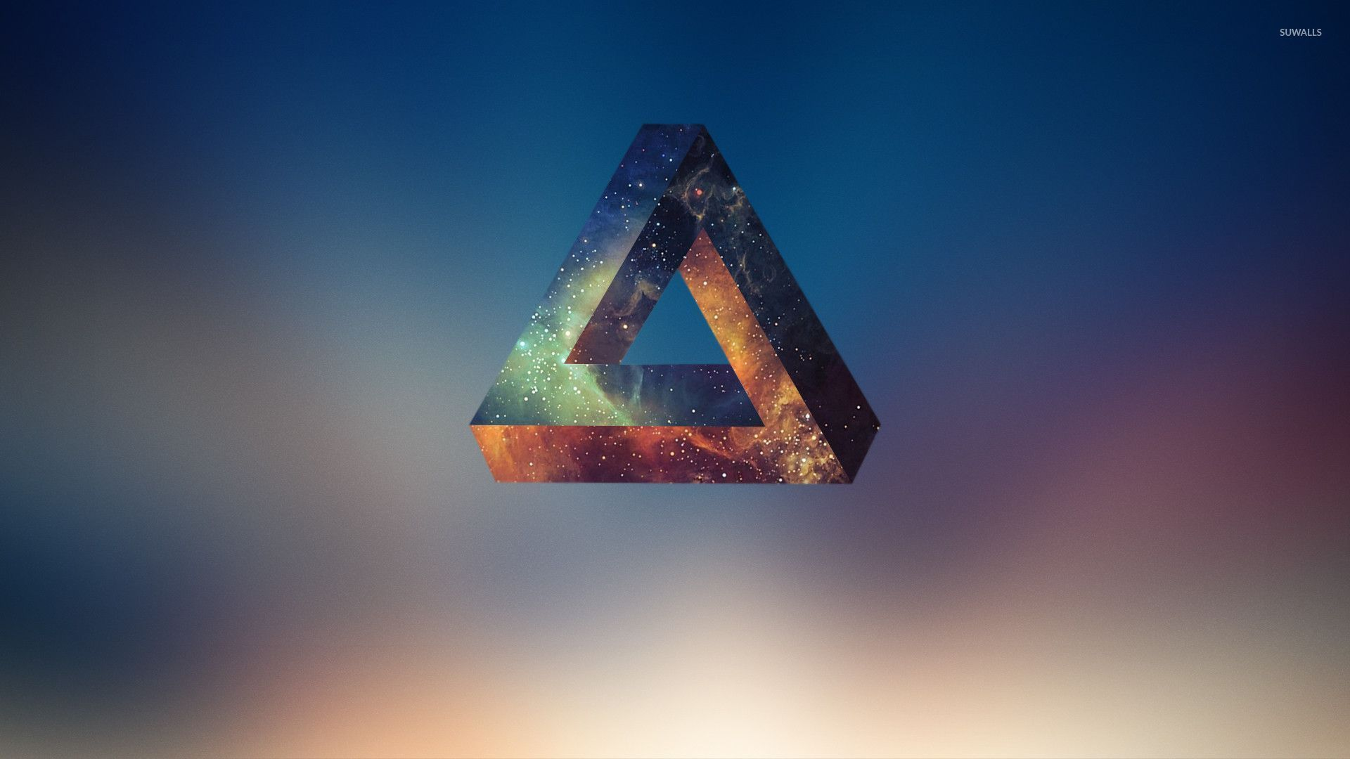 Triangle HD 1080 wallpaper