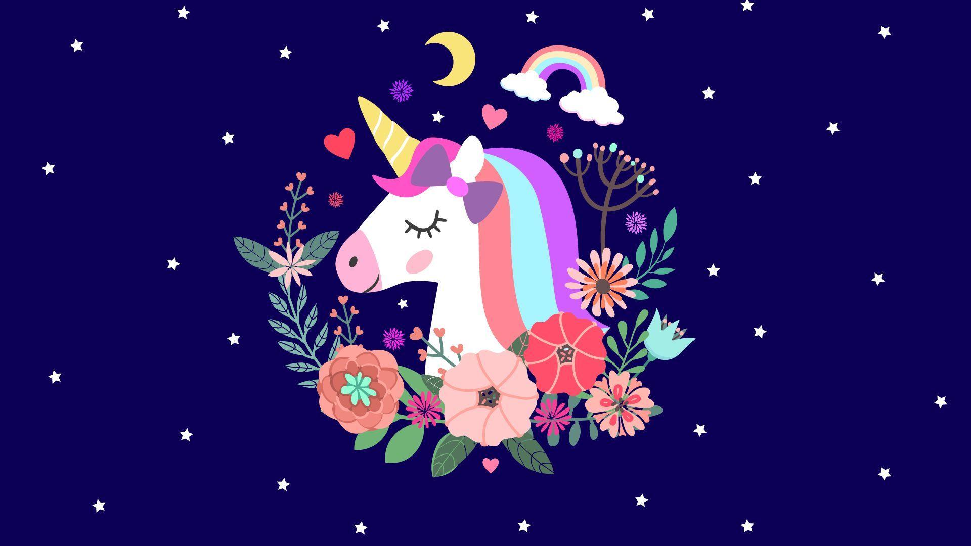 25 Unicorn Wallpapers - WallpaperBoat