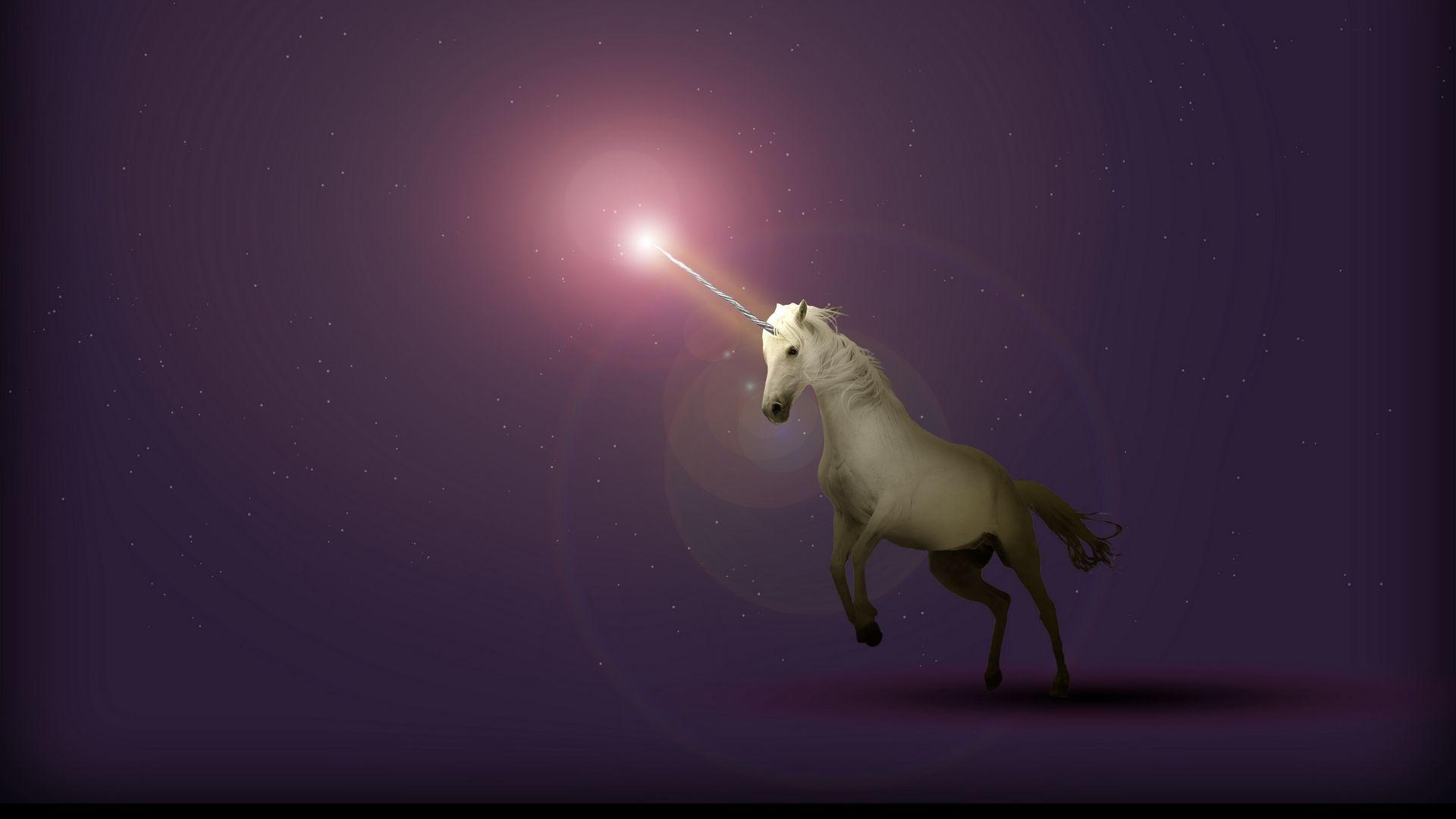 Unicorn laptop wallpaper