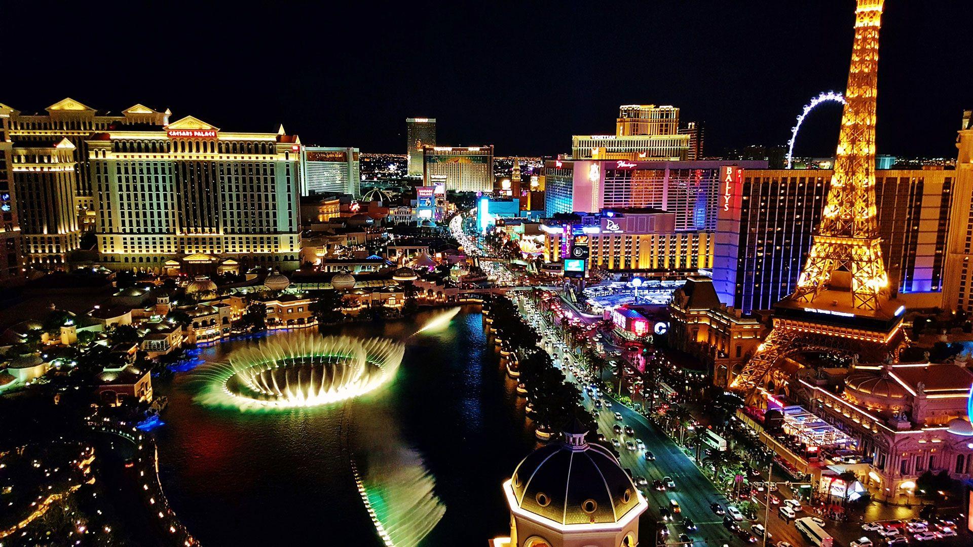 Vegas Download Wallpaper